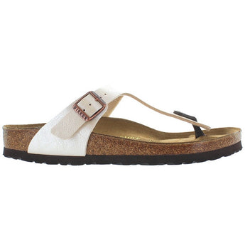 Birkenstock Gizeh - Antique Lace Leather Thong Slip-On Footbed Sandal