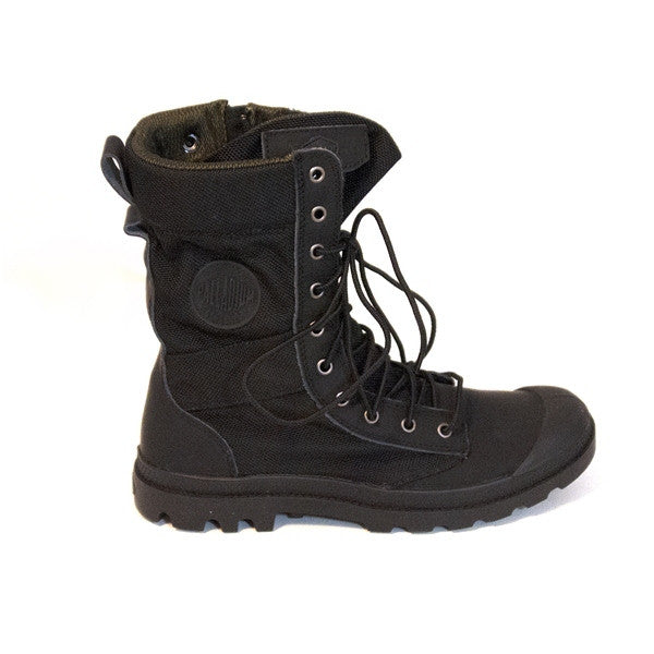 Palladium Pampa Tactical - Black / Metal Boot