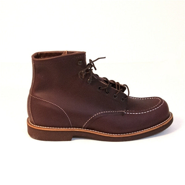Red Wing Shoes 200 Series - Oxblood Work Boots