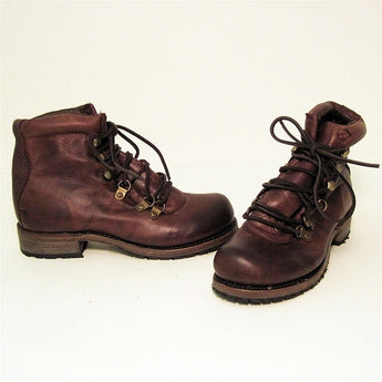 Vintage Minden - Brown Hiker Boot