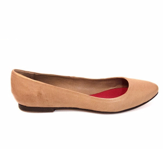 MIA Vena - Natural Flat Shoe