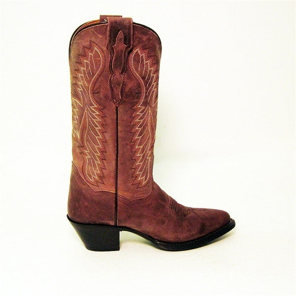Dan Post Tombstone - Tan Leather Cowboy Boot
