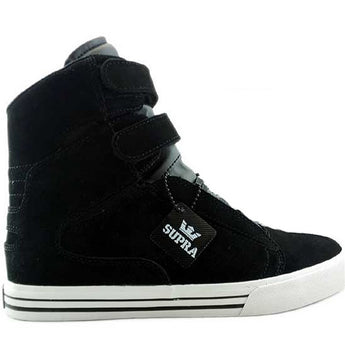 Supra Terry Kennedy Society - Black Suede