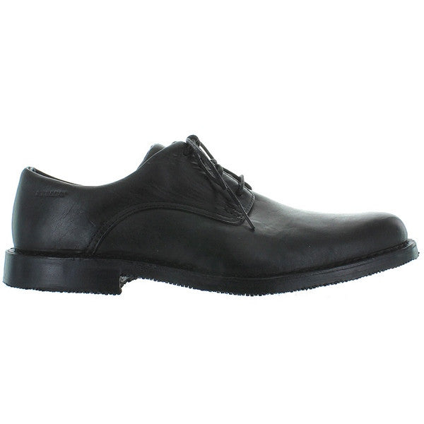 Sebago Salem - Black Leather Oxford