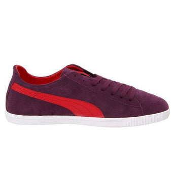 Puma Glyde - Plum Low-top Sneaker