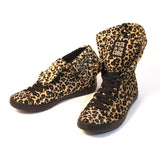 Cute To The Core Thrill - Leopard / Gold