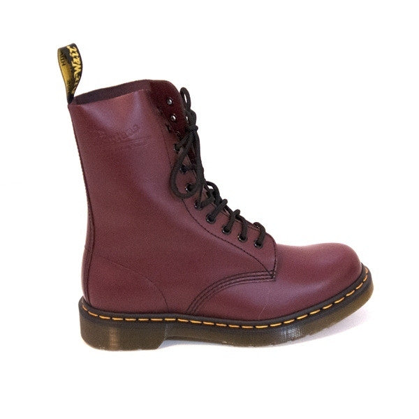 Dr Martens 1490W - Cherry Lace-up Boot
