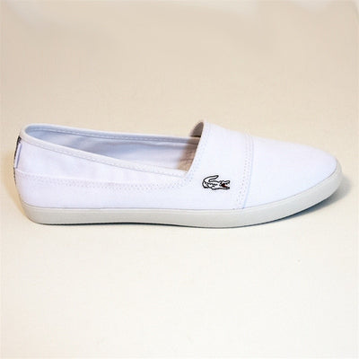 Lacoste Marice - White / Dark Blue