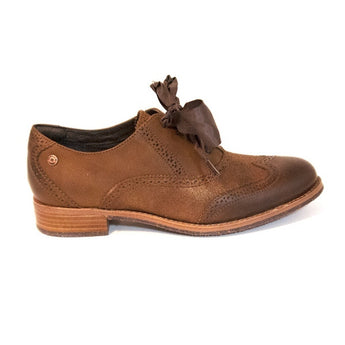 Sebago Claremont Brogue - Cinnamon Bronze