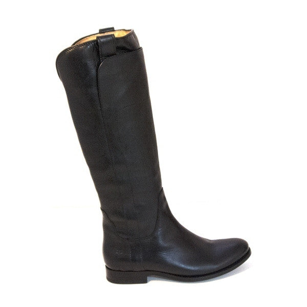 Frye Boot Melissa Tall Riding - Black Boot