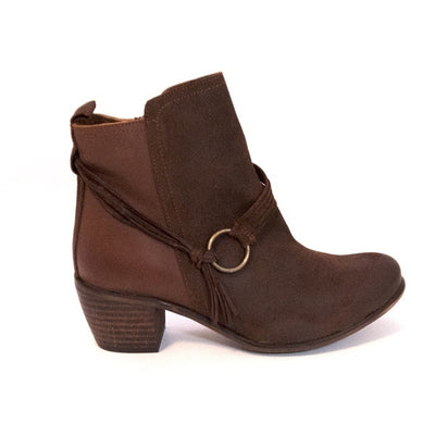 MTNG Bailey - Brown Ankle Boot
