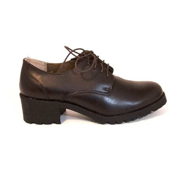 Eastland Natick - Brown Leather LEA