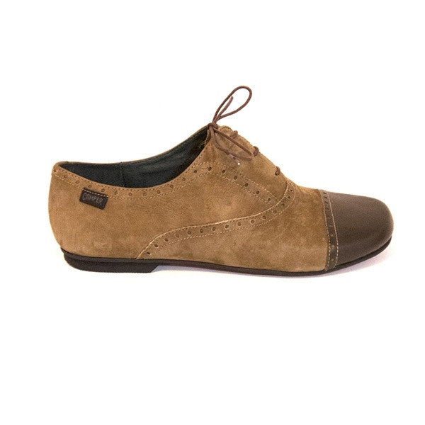 Camper Twins Medium - Brown