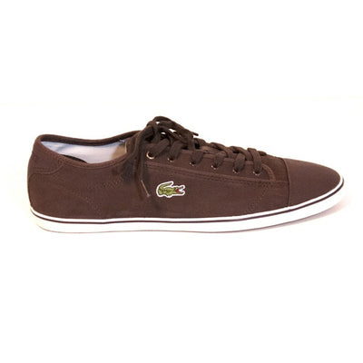 Lacoste Wyken - Dark Brown / Khaki