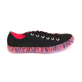 Converse Chuck Taylor Low Animal Print - Bright / Black Sneaker