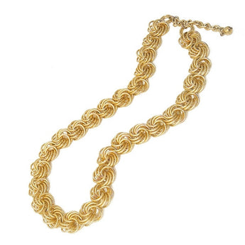 70's Swirl-Chain Necklace