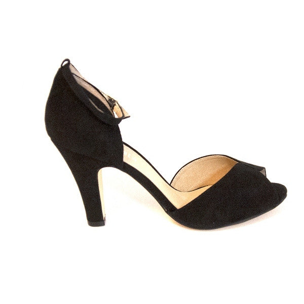 Chelsea Crew Lola - Black Mary Jane Pump