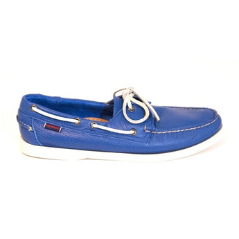 Sebago Docksides - Bright Blue