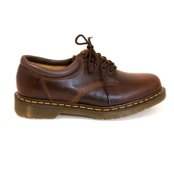 Dr Martens 8053 - Tan Harvest Lace-Up Oxford