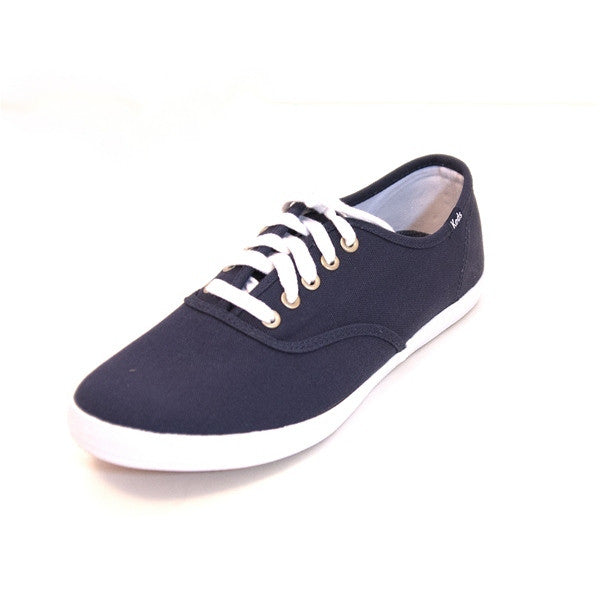 Keds Champion Mens Navy Slim Lace Up Sneaker Kixters Com