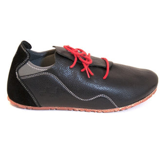 OTZ Shoes OTZ Superslick - Nero/Ketchup Lace-Up Comfort Sneaker