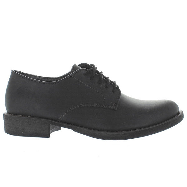 Eastland Perry - Black Leather Plain Toe Oxford