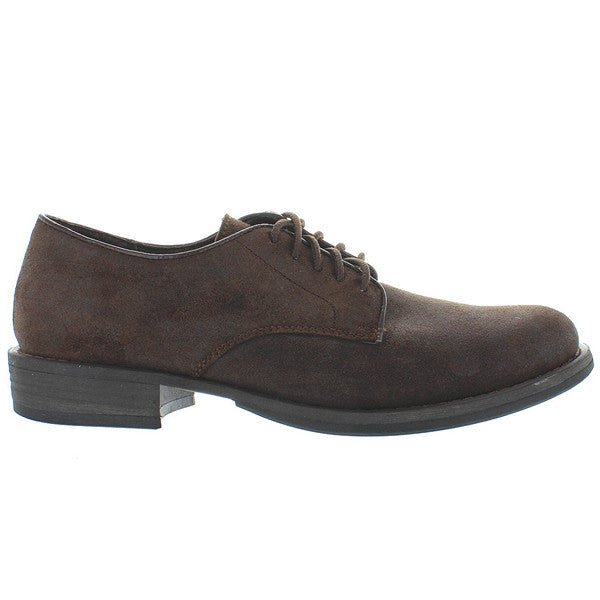 Eastland Perry - Brown Leather Plain Toe Oxford