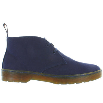 Dr. Martens Mayport - Navy Twill Canvas Desert-Style Boot