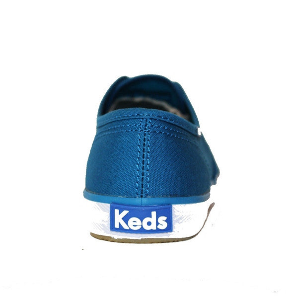 885f4cd559d0 ... Keds Champion - Seasonal Blue Sapphire Canvas Low Profile Sneaker ...