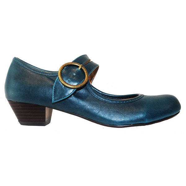 Chelsea Crew Saffire - Blue Mary Jane Pump