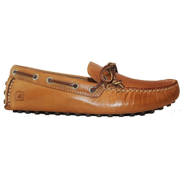 Sperry Top-Sider Hamilton Driver - Sahara Leather Driving Moc
