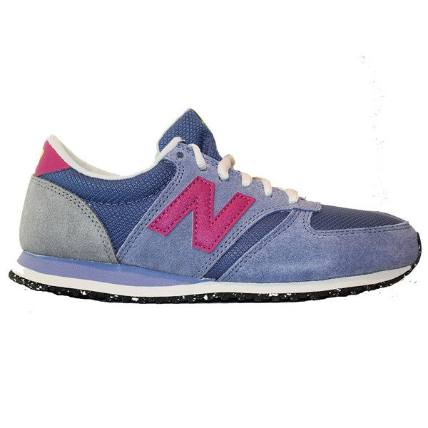 New Balance 420 - Capsule Slate/Violet Suede/Mesh Lifestyle Sneaker