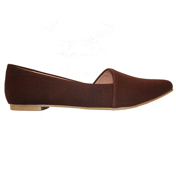 Restricted Nightowl - Coco Slip-On Flat