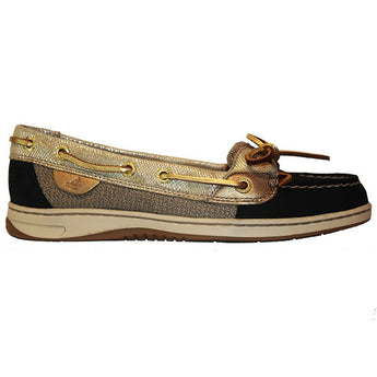 Sperry Top-Sider Angelfish - Metallic Python Black/Gold STS94092