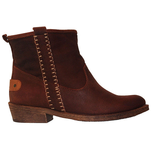 Coolway Carlin - Cue Leather Pull-On Bootie CARLIN-CUE