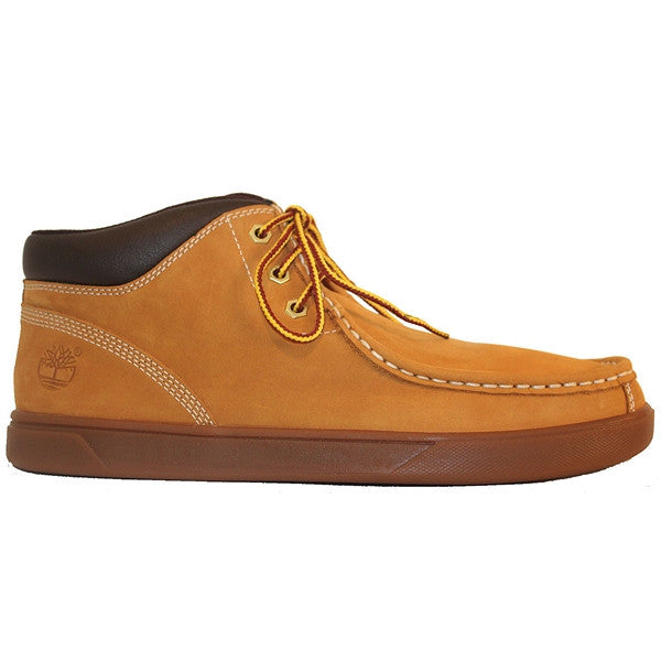 Timberland Earthkeepers Groveton - Wheat Leather Moc Toe Chukka Boot