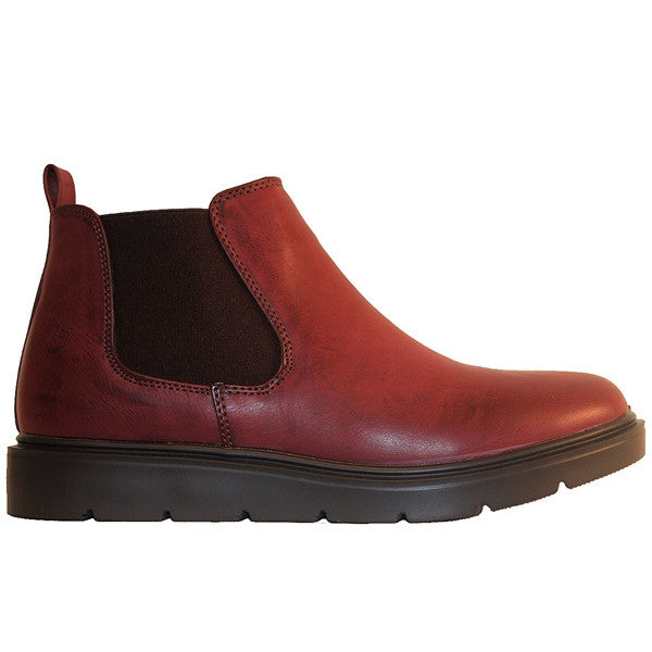 Wanted South - Burgundy Dual Gore Pull-On Boot