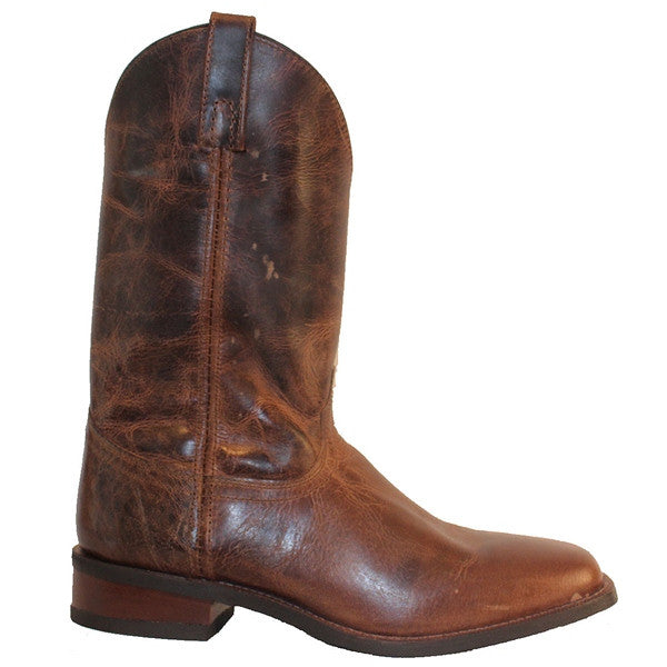 Dingo Wellington - Brown Leather Western Boot