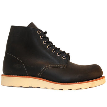 Red Wing Shoes Round Toe Work Boot 6