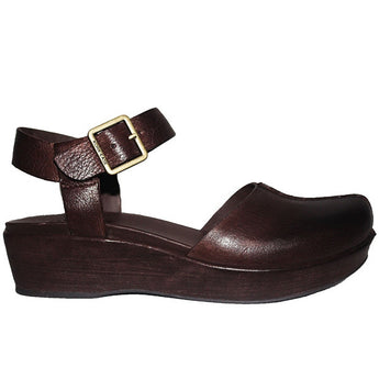 Kork-Ease Camberg - Morosita Leather Closed Toe Platform Sandal