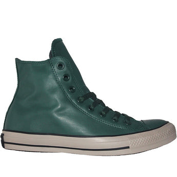 Converse All Star Chuck Taylor Rubber - Green/Tan High Top Rain Boot Sneaker