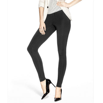 Hue Ponte Legging - Black