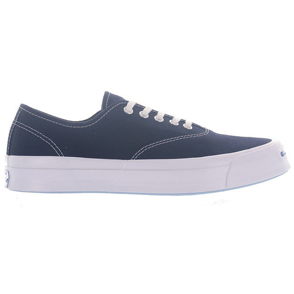Converse Jack Purcell Signature Cuo Navy - Inked Canvas Low Top Sneaker
