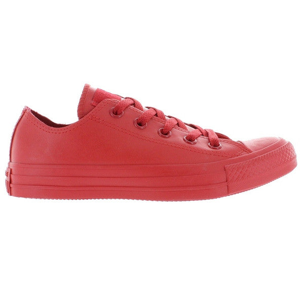 Converse All Star Rubber Chuck Ox - Red Rubber Low Top Sneaker