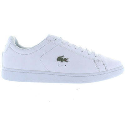 Lacoste Carnaby - White EVO/LCR Lace-Up Low Top Sneaker