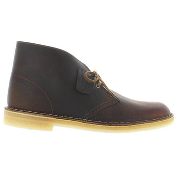 Clarks Originals Desert Boot - Beeswax Leather Comfort Classic
