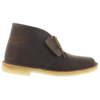 Clarks Originals Desert - Beeswax Leather Comfort Classic Boot