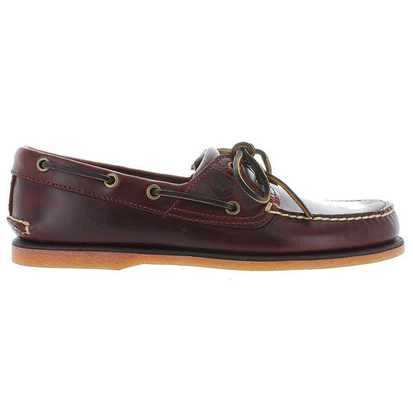 Timberland Earthkeepers Classic 2-Eye - Rootbeer Leather Boat Shoe