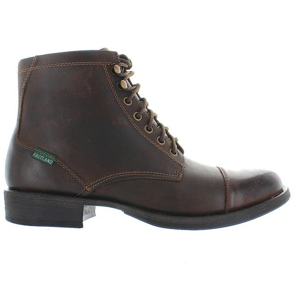 Eastland High Fidelity - Dark Brown Leather Lace-Up Boot