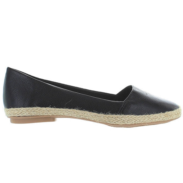 Chelsea Crew Blake - Black Slip-On Flat